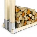Großhandel Kaminöfen: Holzstapelhilfe Kaminholz 1er Pack