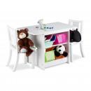 Großhandel Kindermöbel: Kindersitzgruppe mit Stauraum ALBUS