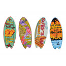 wholesale Magnets: Magnetic Surfboard Ceramic times assorted Colored