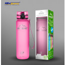 Superior sports bottle bpa free pink 500ml