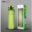 Superior sports bottle bpa free green 1000ml