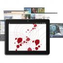 mayorista Seguridad y sistemas de vigilancia: ODYS LOOX Negro  Tablet PC con Android 2.3