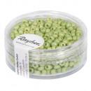 Kulki nasion, 2, 6 mm ø, nieprzezroczyste, jasnozi
