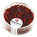 Glazen potloden, 7/2 mm, met zilveren feeder, rood