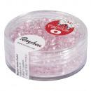 Papillon rocailles, roze chiffon, 18 g
