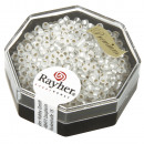 Premium Seed Beads, 2, 2 mm ø, frost, 8 g
