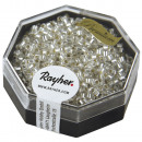 wholesale Jewelry Storage: Delica seed beads, 2, 2mm ø, rock crystal, 9 g