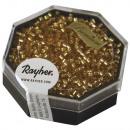 wholesale Jewelry Storage: Delica seed beads, 2, 2mm ø, helltopaz, 9 g