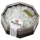 groothandel Sieraden & horloges: Delica rocailles, 2, 2 mm ø, albast wit, 9 g
