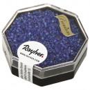 Delica rocailles, 1.6mm ø, royal blue, 8 g