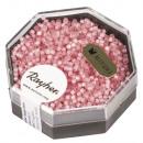 mayorista Joyeros - cajas y expositores joyas y bisutería: Granos de semillas de Delica, 1, 6 mm ø, gasa rosa