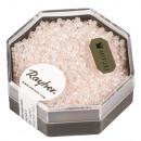 mayorista Joyeros - cajas y expositores joyas y bisutería: Granos de semillas de Delica, 1, 6 mm ø, rosa en p