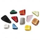 Zacht glasmozaïek stenen mengsel, gekleurd, 500 g