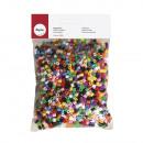 Iron-on beads, 5mm ø, 3000 pieces