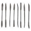 groothandel Tuin & Doe het zelf:Rasp set 8 stuks, 20 cm,