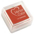 Stempelkissen Versacolor, orange,