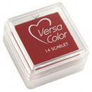 Stamp pad Versacolor, flame red,