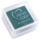 Stamp pad Versacolor, turquoise,