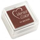 Tampon encreur Versacolor, bronze brillant,