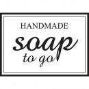 Stempel Handmade - soap to go,