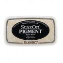 StazOn pigment ink pad, black,