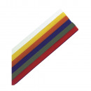 Kneading wax set, 6 colors, 1 set