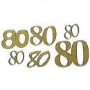 Lijmmotief 80, goud, 1 vel