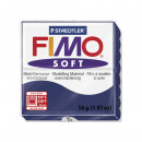 Fimo soft modeling clay, night blue, 57 g