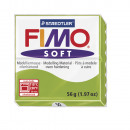 Fimo soft modeling clay, apple green, 57 g