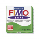 Fimo soft modeling clay, grass green, 57 g