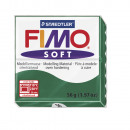 Fimo soft modeling clay, emerald, 57 g