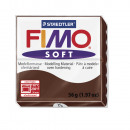 Fimo soft modeling clay, earth brown, 57 g