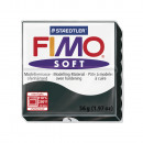 Fimo soft modeling clay, black, 57 g