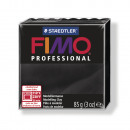 Polymer clay professional, black, 85 g