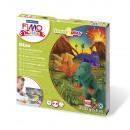 Fimo kids Form & Play Dino,