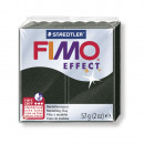 Fimo effect modeling clay Pearl, black, 57 g