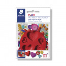 hurtownia Naczynia do zapiekanek & formy do pieczenia: Motyw silikonowy Fimo Serca, 7 cm ø, 1 szt