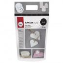 Molding powder Raysin 100, white, 4 kg