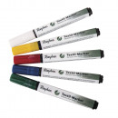 Set of textile markers covering, 5 pieces