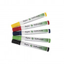 Set of fabric crayons, thick tip, 5 pieces
