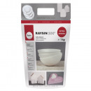 Molding powder Raysin 200, white, 1 kg