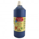 Poster color, night blue, 500 ml