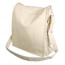 Shoulder bag m. adjustable strap, natural, 1 S