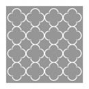 Template honeycomb trendy, 1 piece