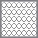Template honeycomb classic, 1 piece