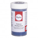 Viscose flock powder, ultra blue, 8 g