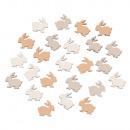 MDF-verspreide konijnen, 24 stuks