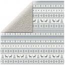 Scrapbook paper Woolly,