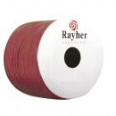 Cable de papel con cable, rojo, 25 m