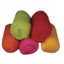 Pure new wool,